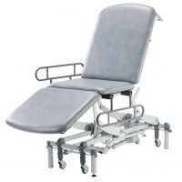 CLINNOVA Clinical 3 Section Couch - Light Grey (In Stock)