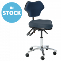 Dark Blue Surgeons & Sonographers Chairs (In Stock)