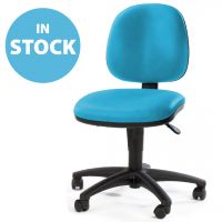 Teal Operators Chair (In Stock)