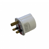Euro to UK Plug Adapter