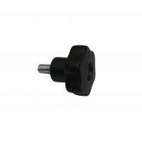 M6 x 10mm Lobed Hand Wheel