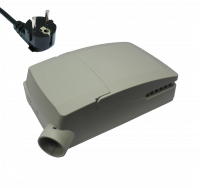 Multi-Voltage (100-240V) 4 Port Control Box with EURO Mains Lead