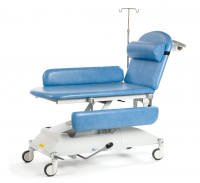 Medicare 2 Section Mobile Treatment Couch