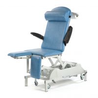 Medicare Multi Couch - Dual Footrest
