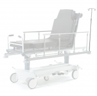 Patient Trolley IV Pole