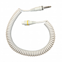 Linak Actuator Connector Cable 0.4m Coiled for Battery Operated Products