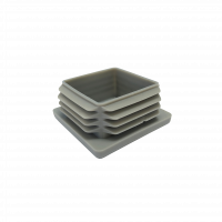 Square Insert Cap - 25mm x 25mm