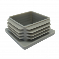 Square Insert Cap - 40mm x 40mm