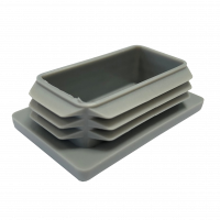 Rectangular Insert Cap - 50mm x 30mm