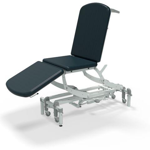 Brilliant New Clinnova Clinical 3 Section Examination Couch Clinnova Theyellowbook Wood Chair Design Ideas Theyellowbookinfo