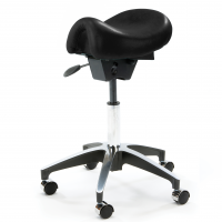 Deluxe Saddle Chair