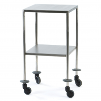 Stainless Steel Instrument Trolley (45m x 45cm)