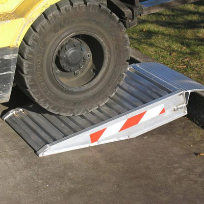 Twin Container Ramp Set