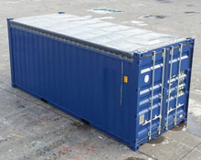 Open Top Container Tarpaulin | Buy Shipping Container Accessories Online