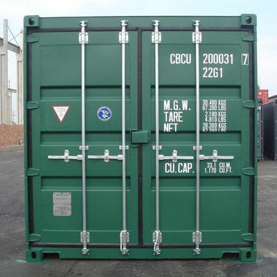 Standard Shipping Container Cargo Door