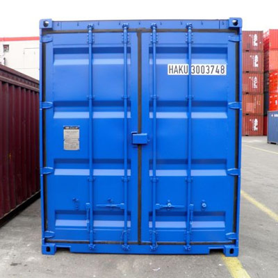 High Cube Shipping Container Cargo Door