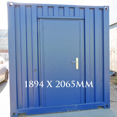 1894 x 2065mm Personnel Door