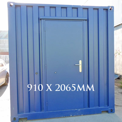 910x2065mm Personnel Door