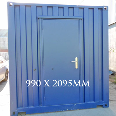 990x2095mm Personnel Door