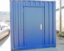Container Doors | Buy Shipping Container Accessories Online