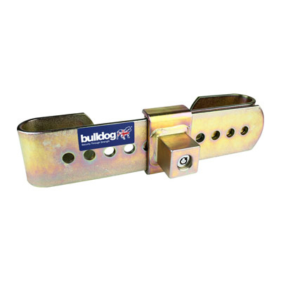 Bulldog Container Lock