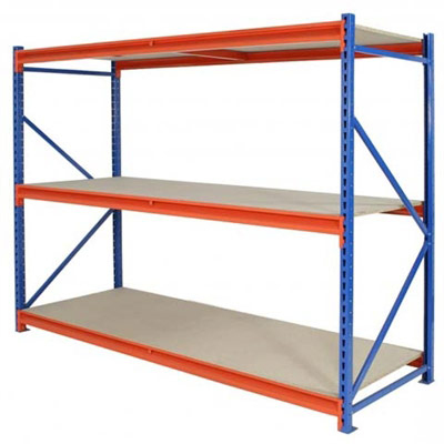 20ft Container Heavy Duty Longspan Shelving