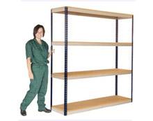 Boltless Widespan Shelving | Buy Shipping Container Accessories Online