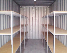 Container Shelving | Buy Shipping Container Accessories Online