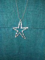 Long Single Star Necklace