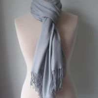 Large Cashmere Mix Scarves