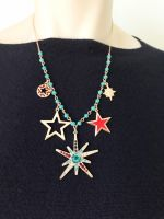 Native Indian Star Necklace