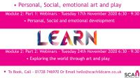 Webinar: Module 2 : Personal, Social and emotional art and play