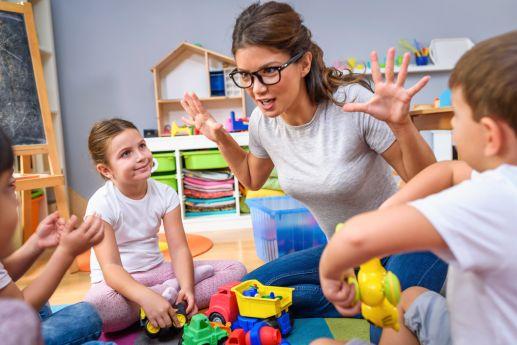 Image of Choosing a childminder: a parent's guide