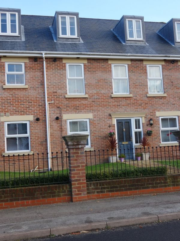 Flat 7 Ophelia Place Parliament Road Ipswich