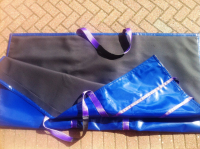 1700mm x 960mm Soft Padding BLUE