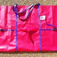 Solar Panel Lifting Bag UK 1700mmx960mm Stock Item.