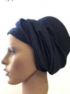 ELIARE headwear PLAIN colour same colour tails variations GREY NAVY BROWN BLACK