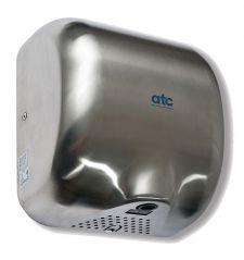 ATC Cheetah Automatic High Speed Hand Dryer 1475W Matt Steel