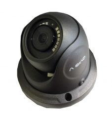 Qvis Onyx IP 5MP Viper Eyeball CCTV Fixed Lens Camera Grey