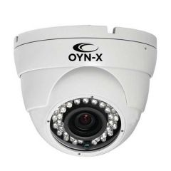 Qvis Onyx 4 in 1 2.4MP Eyeball Dome Camera Fixed Lens White