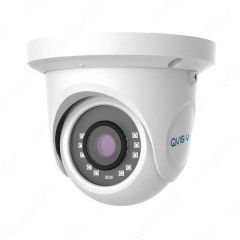 Qvis Onyx IP 5MP Viper Eyeball CCTV Fixed Lens Camera White