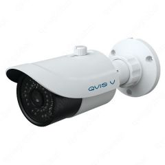 Qvis Onyx IP 5MP Viper Bullet CCTV Fixed Lens Camera White