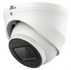 Eagle 5MP Fixed Lens IP Network IR Turret Camera White