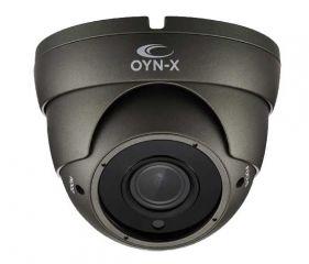 Onyx 4-in-1 5MP Varifocal Lens Turret Camera Grey