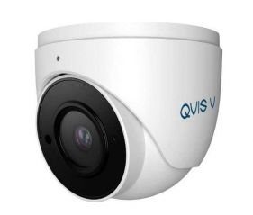 Qvis Onyx IP 6MP Viper Turret CCTV Fixed Lens Camera White