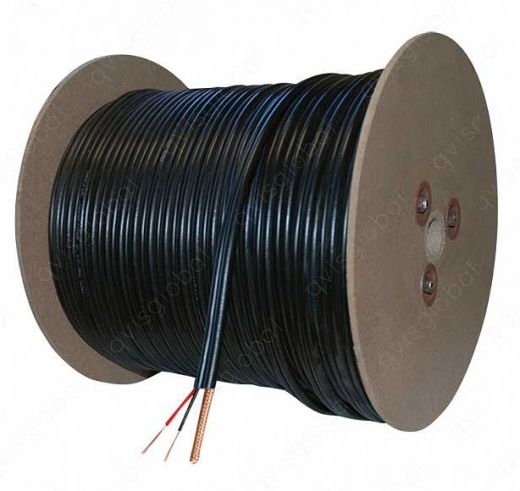 Professional Quality CCTV Cables and Satellite Coax Cables