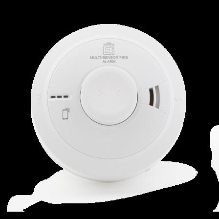Aico Ei3024 Multi-Sensor Fire Alarm Optical Smoke & Heat