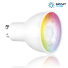 Aurora AOne AU-A1GUZBRGBW 5.4 Watt Smart Tuneable RGB & White GU10 LED Lamp
