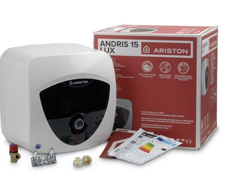 Ariston Andris Lux 10L Undersink Unvented Water Heater 2kW