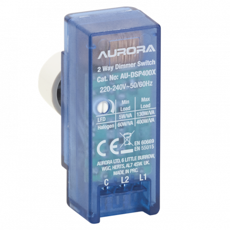 Aurora AU-DSP400X Zero Cross Rotary Dimmer Module